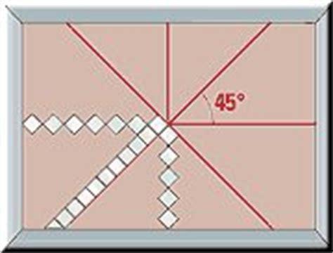 tegels diagonaal leggen tegels leggen klusidee