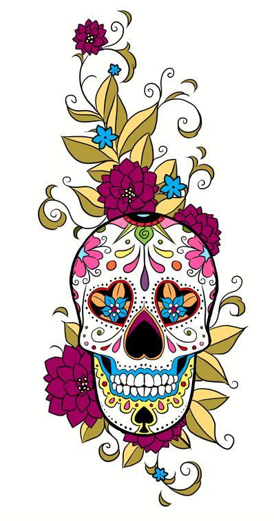 sugar skull designs yeah sugar skulls via suryetta