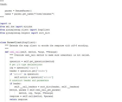 Resume Parsing Java Api by Itcons E Solutions Limited Resume Parser Web Api Integration