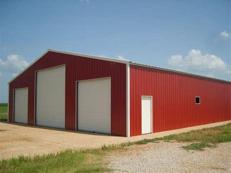Metal Garages Kansas  Metal Garage Prices  Steel Garage