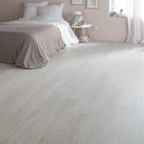 Geelong Grey Oak effect Laminate flooring 2.467 m² Pack