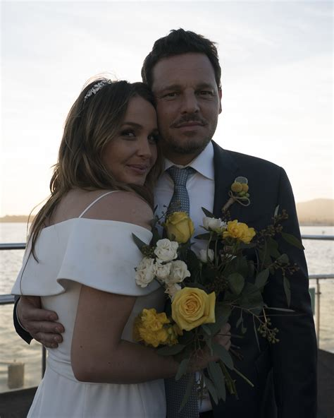 camilla luddington wanted  marry   set   grey
