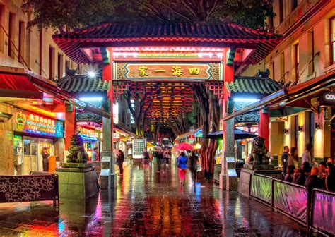 china town sydney china town sydney  amazing