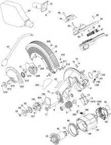 Dewalt Dw715 Miter Saw Parts  Type 3  Parts