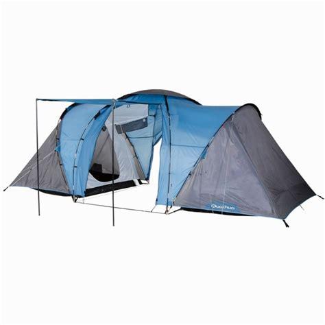 toile de tente 4 chambres tente 4 places 2 chambres t4 2 dôme decathlon