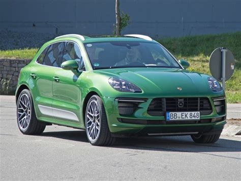 2019 Macan Updates Coming