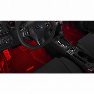 Subaru Oem Footwell Lighting Kit - 15  Wrx  Sti