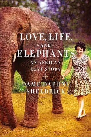 love life  elephants  african love story  daphne