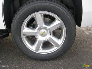 2011 Chevrolet Tahoe Ltz Wheel Photo  41647336