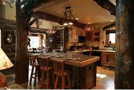 Rustic Kitchen Designs by Rustic Country Kitchen Antique Design