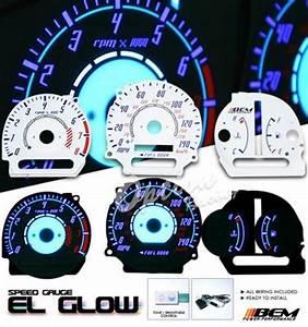 2001 Gmc Sierra 2500hd Lights Toyota Solara 1999 2002 Reverse Glow Gauge Cluster Face