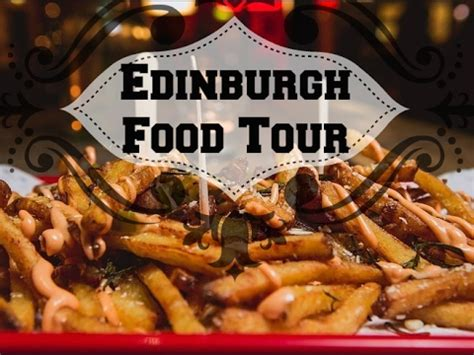 cuisine tour edinburgh scotland food tour