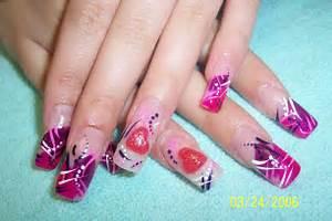 Cute acrylic nail designs reasabaidhean