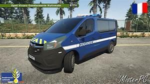 Vehicules Gta 5 : opel vivaro gendarmerie nationale vehicules pour gta v sur gta modding ~ Medecine-chirurgie-esthetiques.com Avis de Voitures