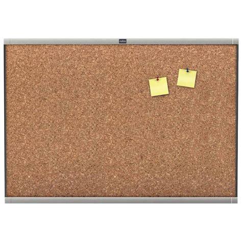 panneau affichage bureau tableau liège prestige 90x120cm nobo vente de panneau d