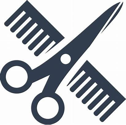 Clipart Scissors Comb Scissor Transparent