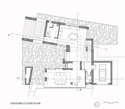 plan des villa moderne gallery of villa di gioia pedone working 20