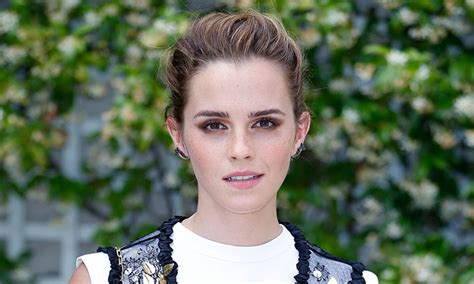 Emma Watson Spotted Holding Hands With New Boyfriend