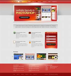 corporate website psd template graphicsfuel With what is a psd template