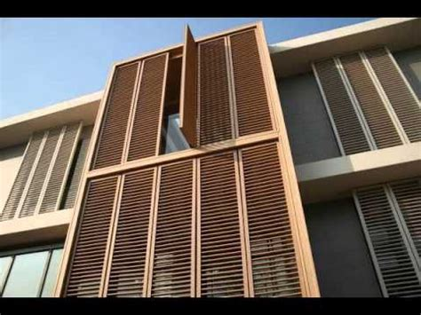 exterior screen wall panels youtube