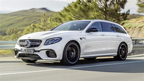 The 604bhp, Driftready Mercedes E63 Estate Is Here  Top Gear