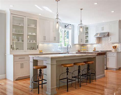 Modern Farmhouse Kitchen Design-home Bunch Interior