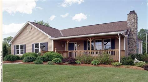 add porch   shaped ranch  england style  shaped ranch love  extend  front porch