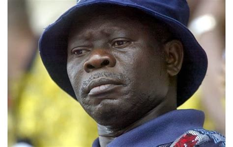 Freemind  After Murder, Adams Oshiomole (governor Of