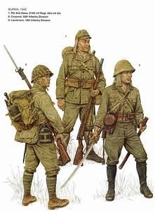 Esercito Imperiale Nipponico - Burma 1942 - 1 Soldato di ...