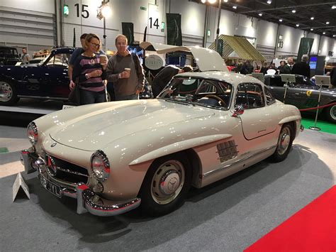 Our Favourite Classic Cars From The 2017 London Classic