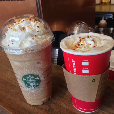 Hot chocolates & other drinks. 10 Stages We All Go Through When Buying A Coffee At Starbucks