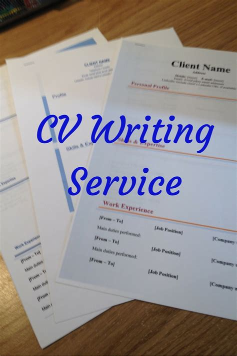 Free Cv Writing Services by Cv Writing Service Lukas At Work