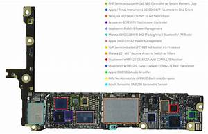 Iphone 6 Plus Schematic Diagram