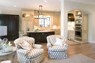 kitchen and family room ideas kitchen family room combination layout decosee