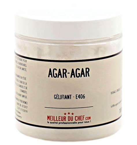 Agar Agar E406 (100g)   MeilleurduChef.com