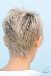 Back View Of Short Layered Hair | Short Hairstyles 2016 ...