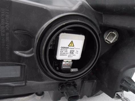 Oem Ford F150 Headlight Headlamp Halogen To Hid Conversion