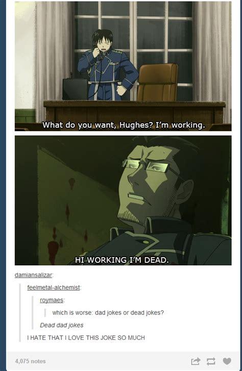 hows   dead fullmetal alchemist   meme