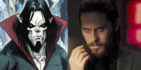 leaked   upcoming morbius  jared leto