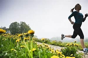 Running With Seasonal Allergies