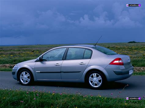 Renault Megane 2004 by 2004 Renault Megane Ii Pictures Information And Specs