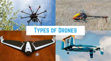 types  drones explained drone omega