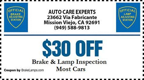 dmv brake and light inspection near light and brake inspection stations iron blog