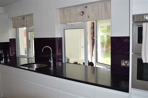 Kitchen Slough by Luxury Kitchen Glass Splashbacks By Creoglass Design Ltd