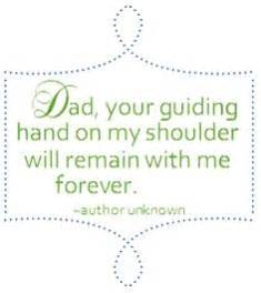 pictures and quotes about dead father | Dearest Dad I just ...
