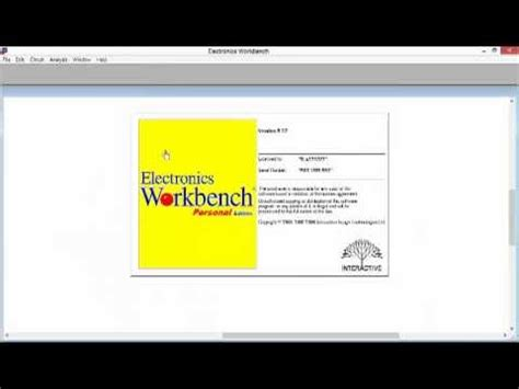 How Install Electronic Workbench Full Free Ewb
