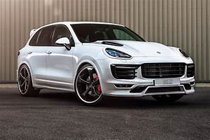 Techart Porsche Cayenne Turbo the 700bhp SUV by CAR Magazine