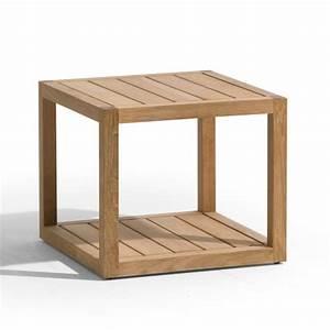 Petite Table Basse : sev le cedre rouge produits tables basses de jardins ~ Teatrodelosmanantiales.com Idées de Décoration