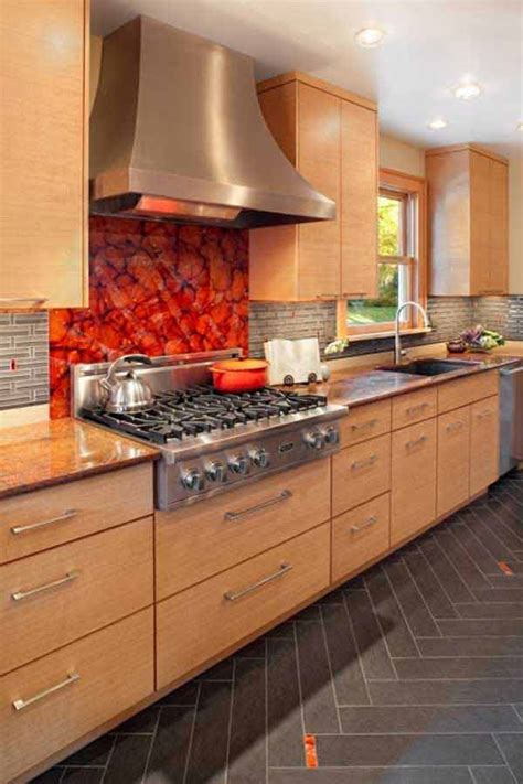 and amazing kitchen backsplash top 30 creative and unique kitchen backsplash ideas Unique