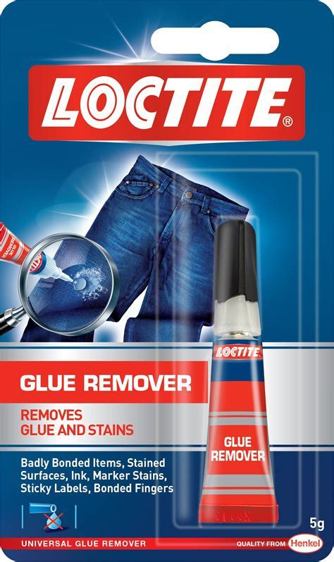 Loctite Glue remover 5g   Departments   DIY at B&Q